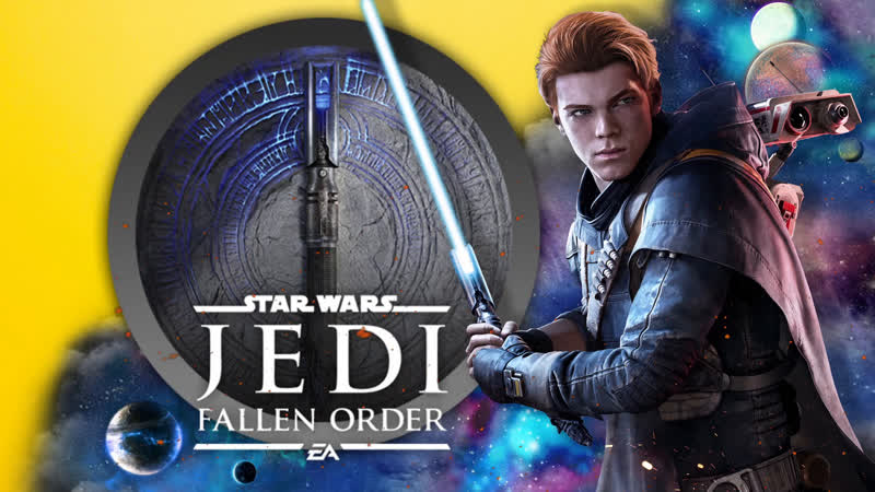 Star Wars Jedi Fallen Order Звёздные Войны Джедаи Павший Орден Эпизод 2
