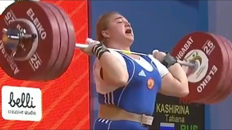 Women 87kg - 2018 Weightlifting World Championships