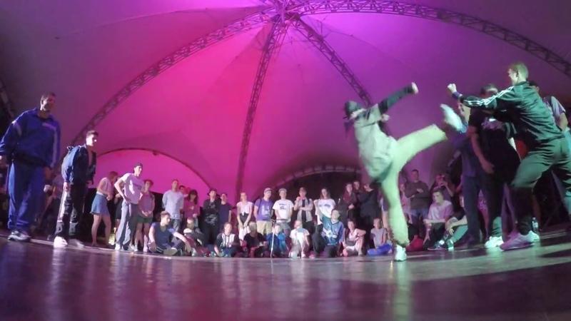 The Vint Alek vs Falcone Denchik Final Top Jam Minsk