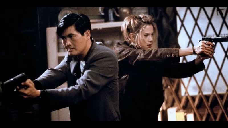 Убийцы на замену The Replacement Killers 1998 VHS Rip