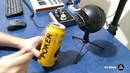 Sampling a beer can and making a song!