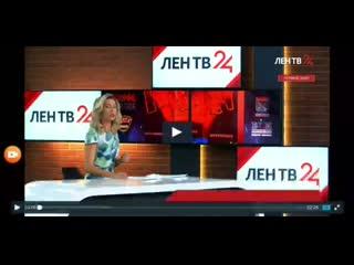 """Репортаж телеканала """"ЛЕН ТВ 24"""" о прошедшем финале КВН """"СВОЯ ЛИГА ВОИ"""","""