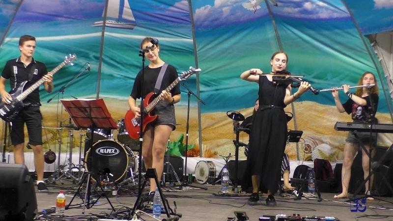 EKMELIKA станица Новощербиновская рок фестиваль Ейск Каменка 17 08 2019