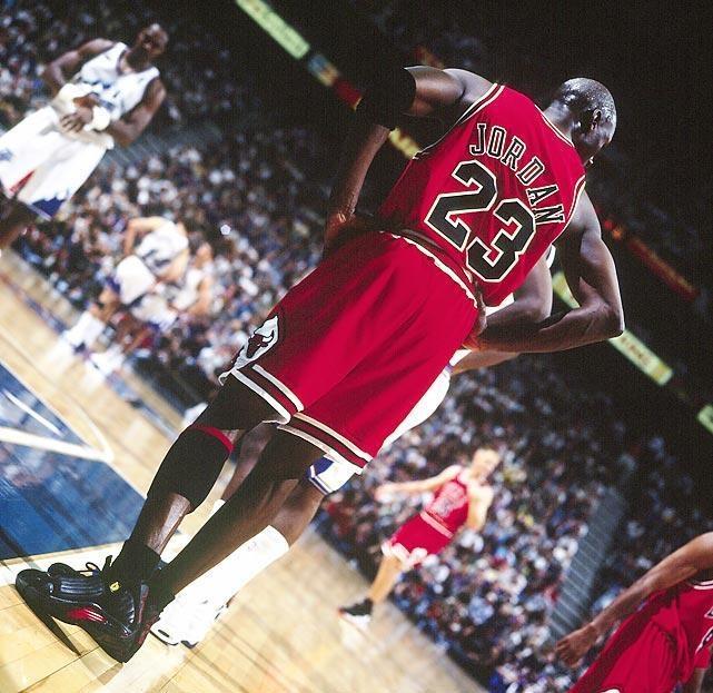 7 фактов про Air Jordan 14, изображение №3
