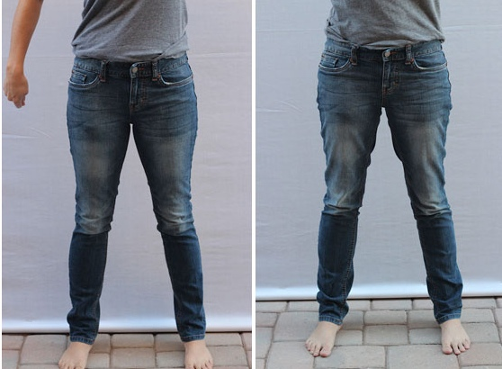 Вытягиваются коленки на брюках как предотвратить