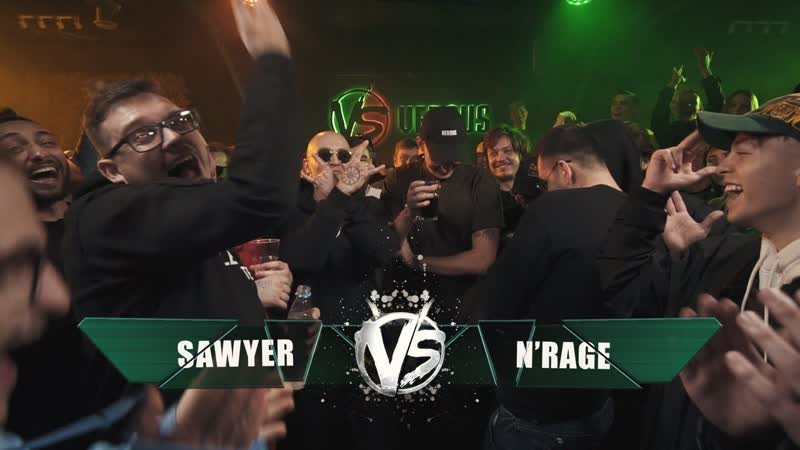 [versusbattleru] VERSUS FRESH BLOOD 4 (Sawyer VS Nrage) COMPLIMENT BATTLE