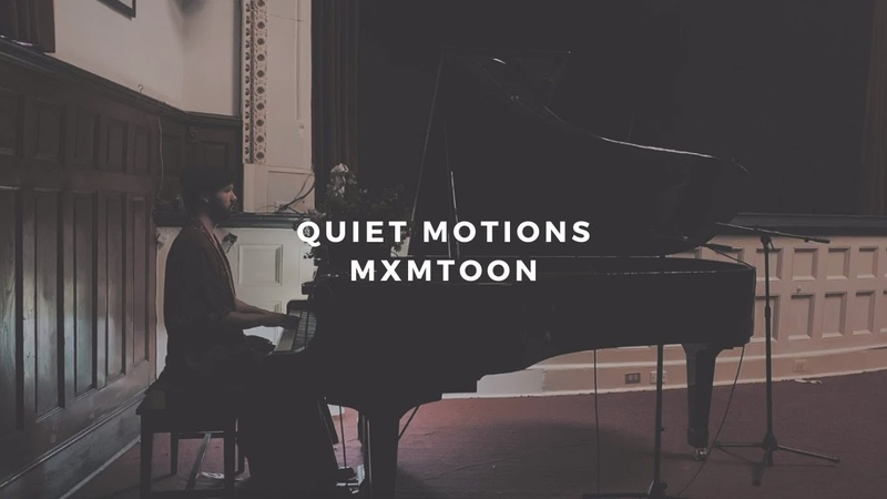 Quiet motions mxmtoon piano rendition by david ross lawn