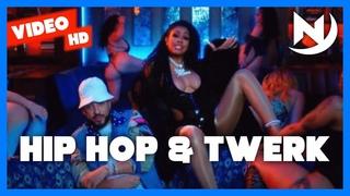 Best Hip Hop & Twerk Party Mix 2019 | Black R&B Rap Urban Dancehall Music Club Songs #107