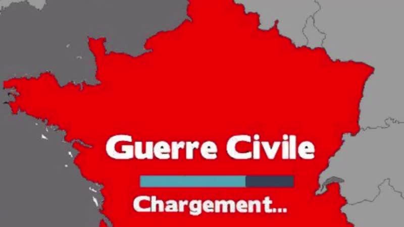 QUE FAIRE EN CAS DE GUERRE CIVILE EN FRANCE _