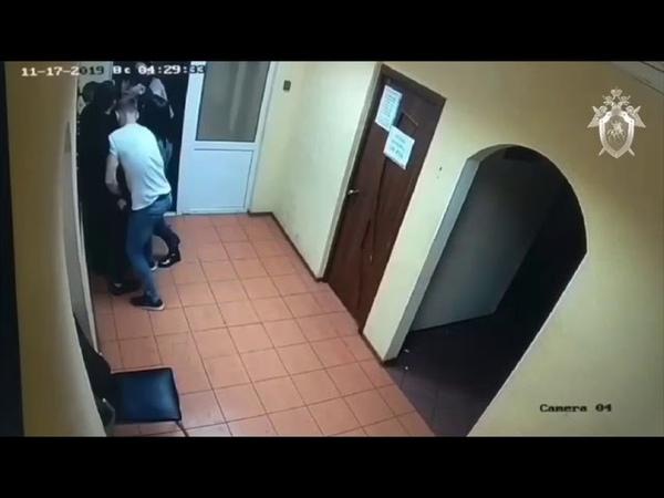 стрельба в баре в Цигломени