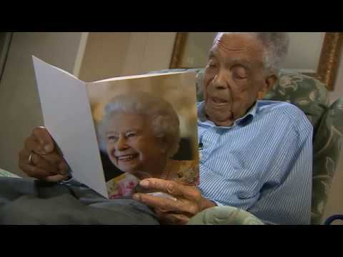 Britains first black lead actor turns 100