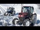 Трактор Беларус 1221 против ЛТЗ 60 МТЗ или ЛТЗ