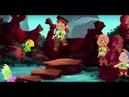 Джейк и пираты Нетландии Все серии подряд Сезон 1 Серии 10 11 12 l Мультфильм про пиратов