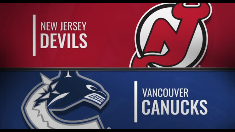 NHL Regular Season 2019-20 New Jersey Devils-Vancouver Canucks