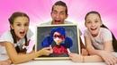 Смешные видео Леди Баг в Челлендже Нарисуй и Отгадай Онлайн игры для детей