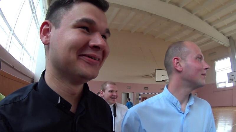 VDS Vlog 9 Всебелорусская встреча семинаристов в Гродно