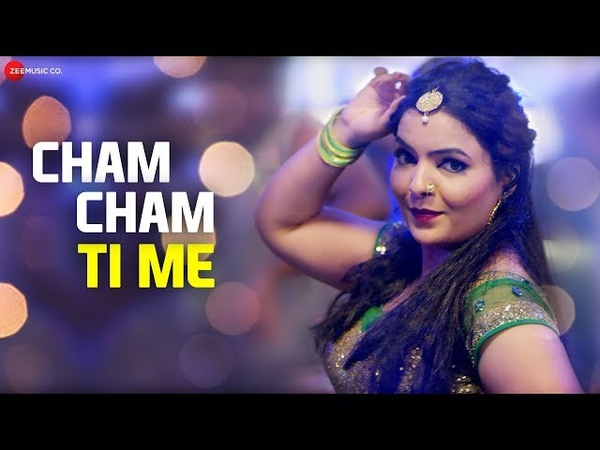 Cham Cham Ti Me Official Music Video Shabana Sayyed Bharati Madhavi Ashish Padwal