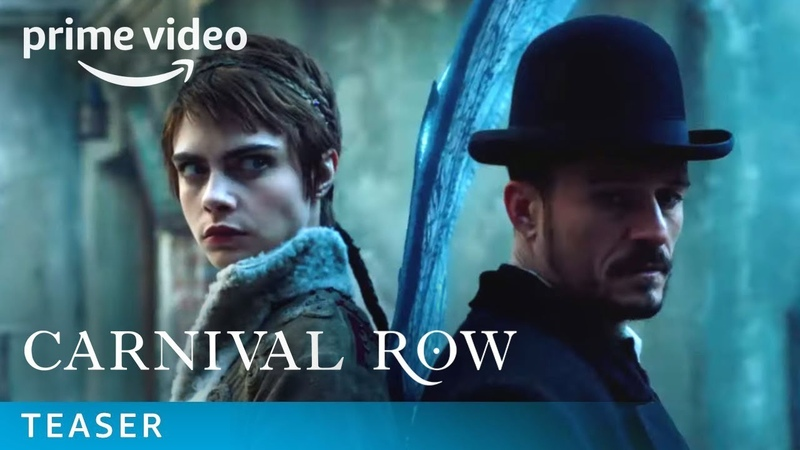 Carnival Row Official Teaser Philo and Vignette Prime Video