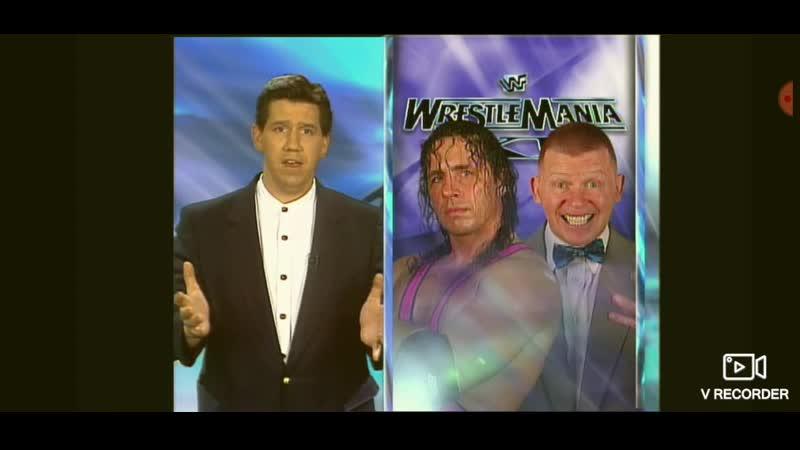 WWF RAW MAR 20 1995