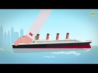 Интересное видео №146 - Человек, которыи мог спасти Титаник, но не справился
