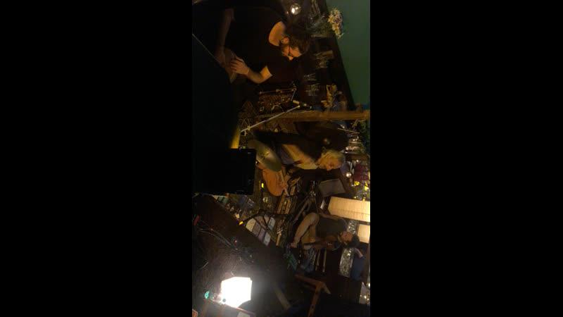 Avi Adirs Trio ~ концерт в Открытом Мире live 26.06.19