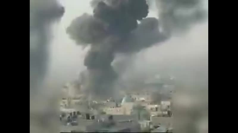 Palestine: We're under very heavy bombardment.