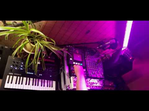 Dj Wadada - electro korg session / 22 01 2020