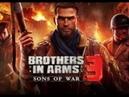 Прохождение Brothers in Arms 3: Sons of War 11 Нормандская Кампания Диверсия 8 - Телохранитель