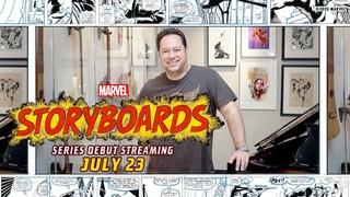 Marvel's Storyboards | Official Trailer