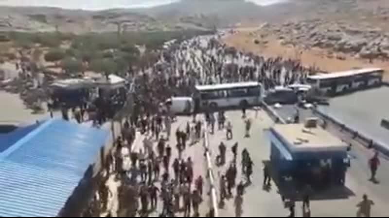 Török-szír határ 2019 augusztus - Turkish-Syrian border