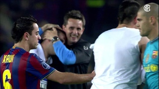 BARCELLONA-INTER 1-0 - FINAL WHISTLE, CELEBRATIONS AND INTERVIEWS