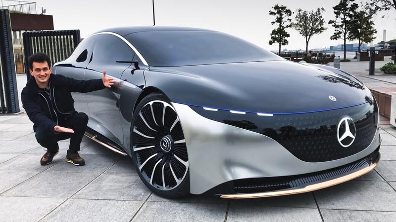 ТЕСТ MERCEDES S-CLASS 2021! BMW и Audi должны ответить, но смогут ли Обзор. EQS. Япония.
