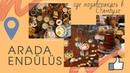 Где позавтракать в Стамбуле турецкий завтрак в ливанском ресторане Arada Endülüs Каракёй