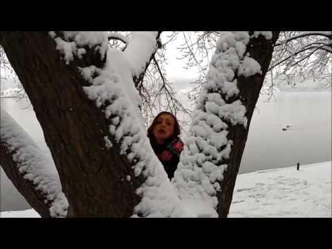 Элина и Владимир Гочуа Мороз за мной