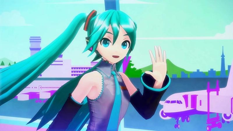 Nintendo Switch™『初音ミク Project DIVA MEGA39's』最新プロモーション映像