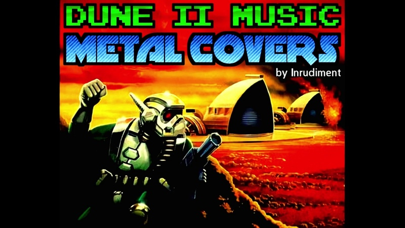 Dune 2 The Battle for Arrakis Soundtrack Metal Covers Mix