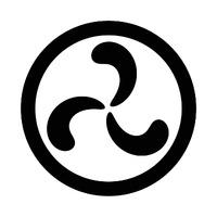 Логотип Три запятые