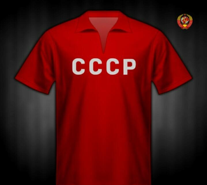 Игровая форма сборной СССР 1966 года