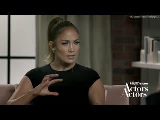 27 октября 2019 г.   интервью «actors on actors»