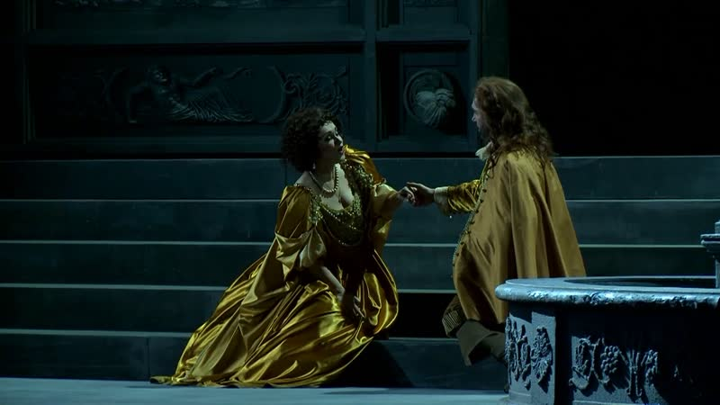 Gaetano Donizetti Lucia di Lammermoor Лючия ди Ламмермур Москва 2019