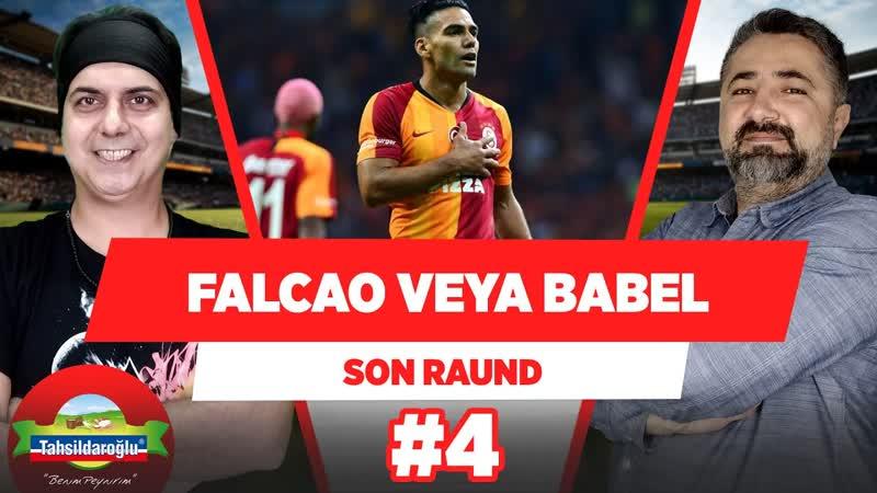 Galatasaray Brugge maçında 4 pozisyon bulsa Falcao ve Babel birini kesin atar! - Son Raund 4