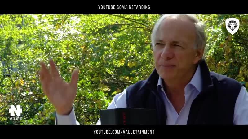 Миллиардер РЭЙ ДАЛИО - Священный Грааль Инвестирования! Глобальная проблема современности! Интервью!-720p (1)