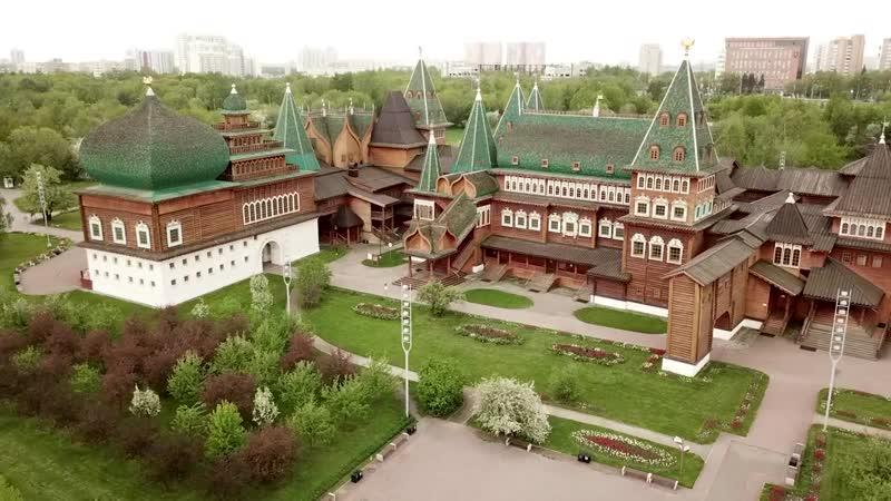 Дворец Царя Алексея Михайловича в Коломенском экскурсия