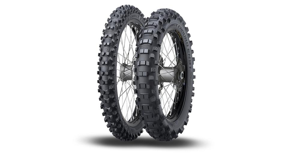 Новая эндуро резина Dunlop EN91