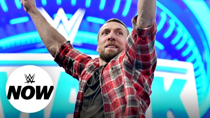 Everything you need to know before tonight's Friday Night SmackDown WWE Now Jan 24 2020