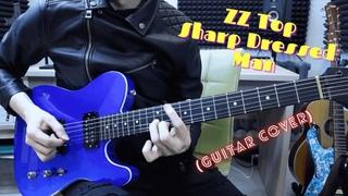 ZZ TOP - Sharp Dressed Man (guitar cover)