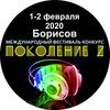 ПОКОЛЕНИЕ Z - фестиваль /Борисов/1-2 февраля