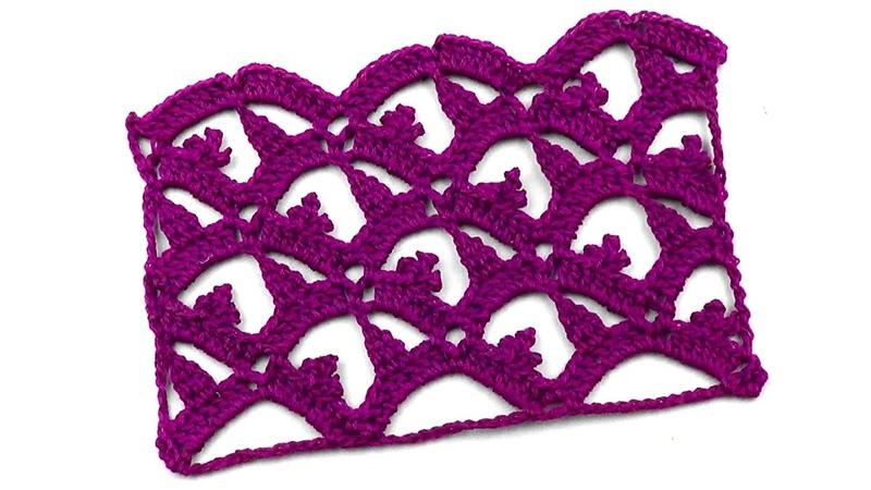 Ажурный узор Кружевная фантазия Openwork pattern Lace fantasy