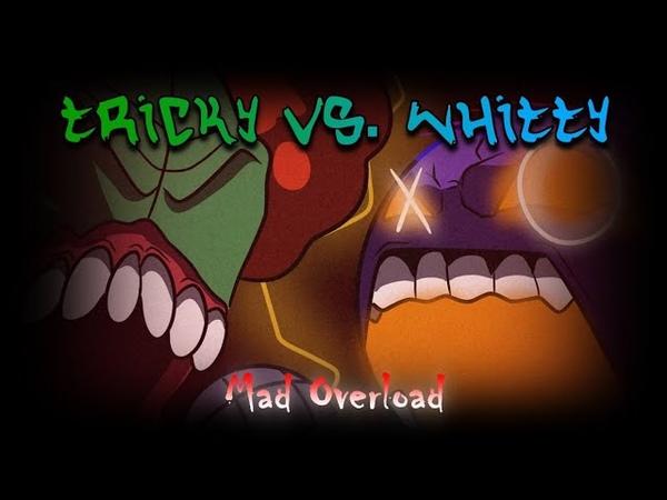 Friday Night Funkin Mashup Mad Overload Madness Ballistic @Rozebud 🔥