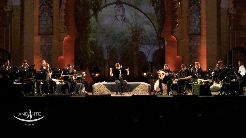 Sami Yusuf Come See Live at the Fes Festival of World Sacred Music